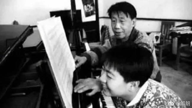 鋼琴傢趙屏國去世享年86歲 郎朗發合影悼念恩師-圖2