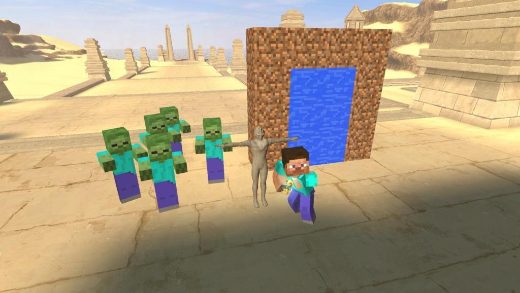 GMOD游戏我能唤醒金字塔里沉睡的光之巨人吗