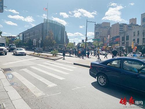 美媒: 紐約法拉盛公車專用道項目將試行 華人商傢等反對-圖1