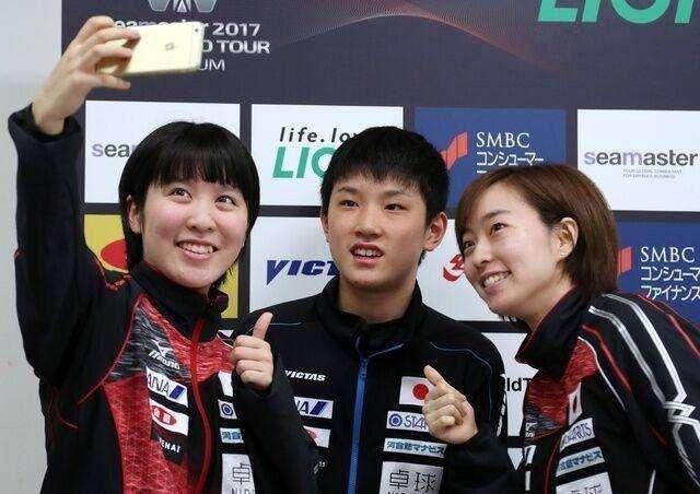 国乒出什么事了? 集体缺席送日本六枚金牌, 二主力恐失去世界排名