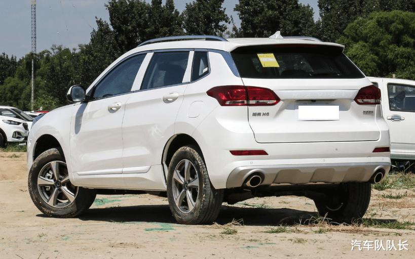 預算10萬就能落地的5款SUV, 空間大、品質硬, 不但有國產還有合資-圖4