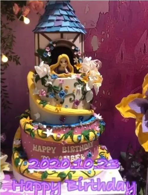 陳赫包遊樂場為女兒慶生, 好友鄧超現身, 網友: 背靠大樹好乘涼!-圖8