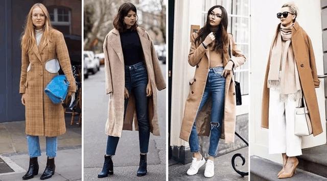 今年冬天穿这显贵的颜色, 保暖又时髦的大衣 1