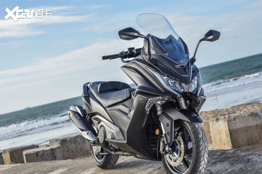 5款國內在售大踏板, 三陽TL500最實惠, 雅馬哈更全面-圖8