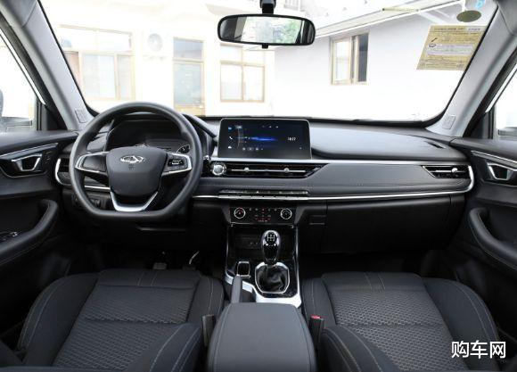 三款6萬左右國產SUV推薦, 空間比繽越大, 還有自動擋可選-圖6