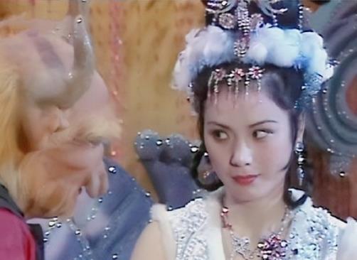 重溫86版《西遊記》十位美女今昔照對比, 朱琳和馬蘭仍然很美-圖5