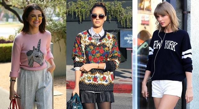 学会毛衣这样穿, 轻松穿出流行感! 让你在秋冬美成一道街景! 1