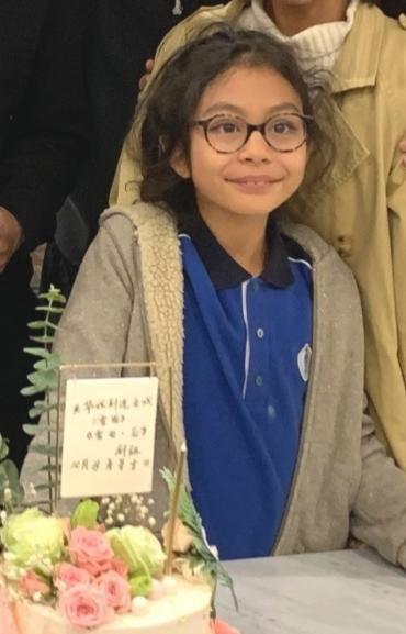 劉燁10歲兒子諾一近照曝光, 網友調侃: 越來越像陳冠希-圖6
