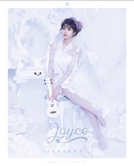 朱主爱专辑《我来自四叶草》发布会现场秀唱功