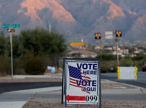 被特朗普團隊起訴後 美國亞利桑那州稱未發現選舉欺詐-圖1
