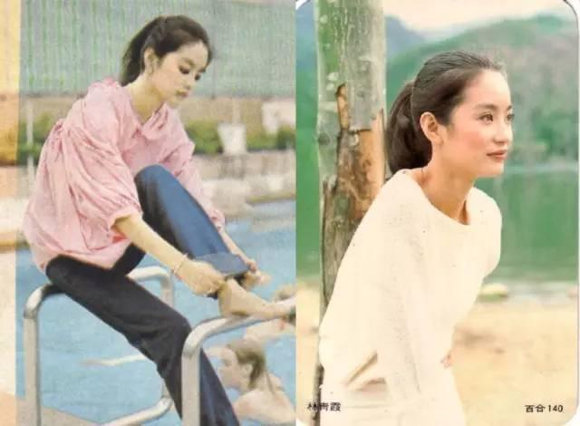 林青霞40年前穿的旧衣服, 比你身上穿的要时髦! 18