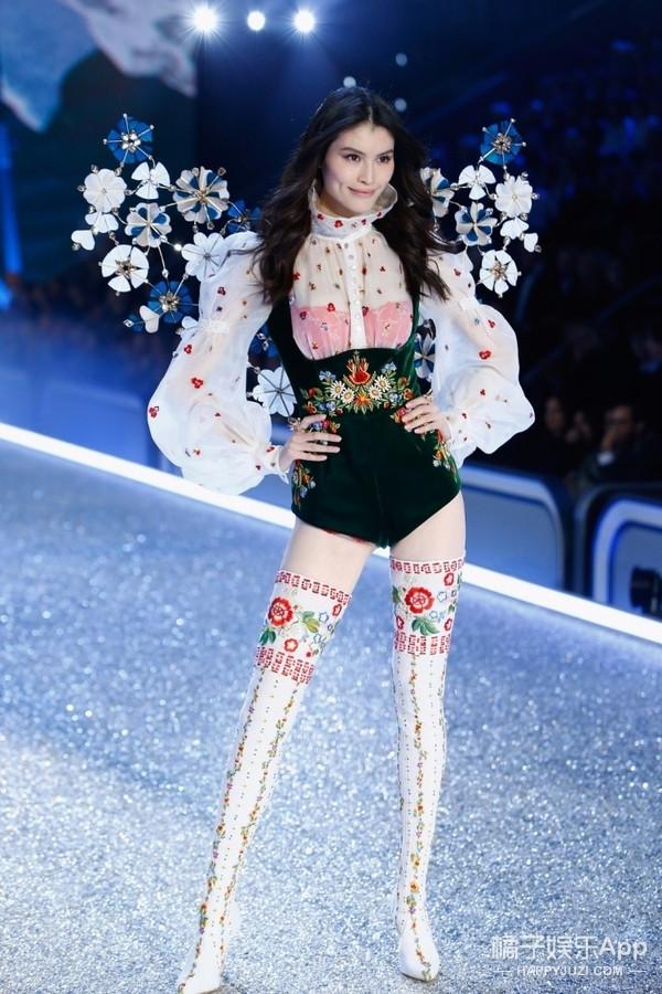今年11月能在上海看维秘秀! 期待中国超模们的美颜盛世! 23