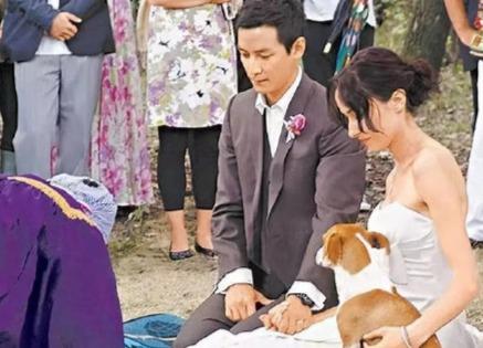 吳彥祖曬婚禮照慶祝與妻子結婚11周年, 動情告白: 我愛你-圖3