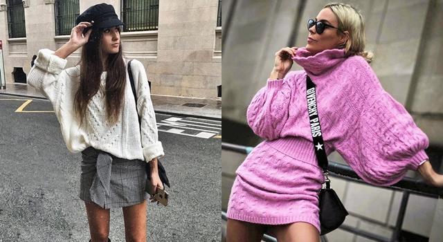 学会毛衣这样穿, 轻松穿出流行感! 让你在秋冬美成一道街景! 3