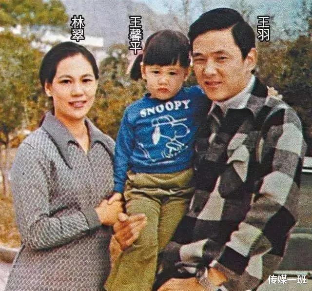 王羽3個掌上明珠: 王馨平風雲娛樂圈, 幺女叱吒時尚圈, 次女至孝-圖6