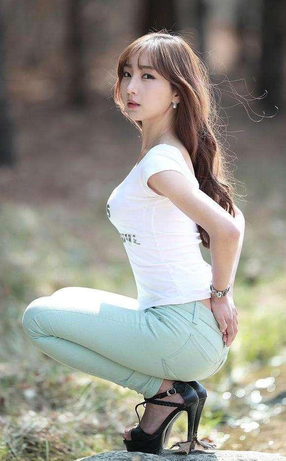 紧身裤, 让女生傲人身姿多一份想象力! 3