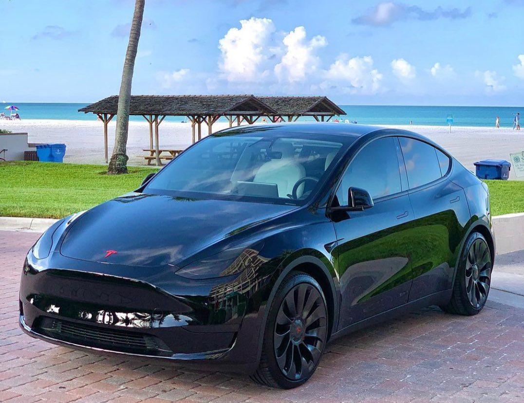 高顏值的設計 僅售33.99萬起 全新特斯拉Model Y實車-圖6