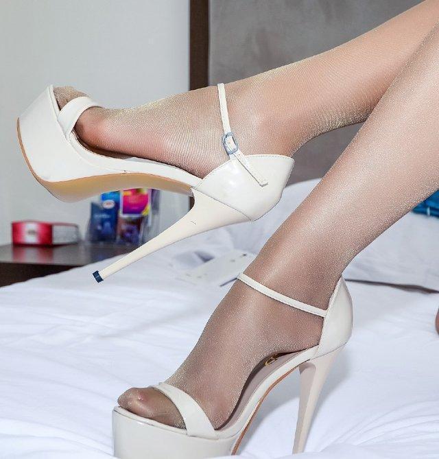 高跟鞋倾国倾城, 打造美丽脚丫 1