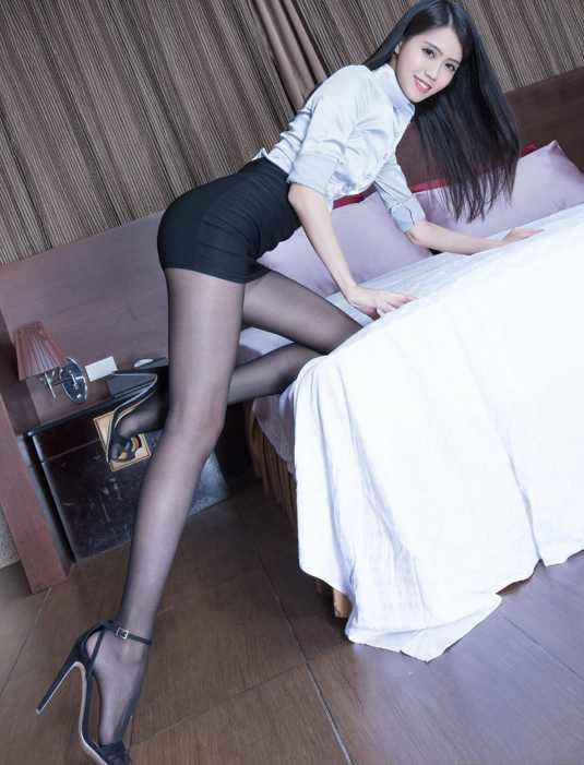 职业女性最爱的包臀裙和高跟鞋搭配原来是这样! 15