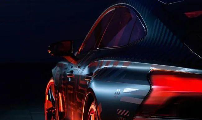 3秒內破百, 奧迪e-tron GT RS將與保時捷Taycan采用同平臺打造-圖15