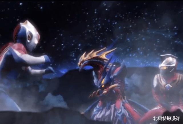 奧特銀河格鬥: 喬尼亞斯和美洛斯加入戰鬥, 正面硬撼最終反派, 藍托登場!-圖4