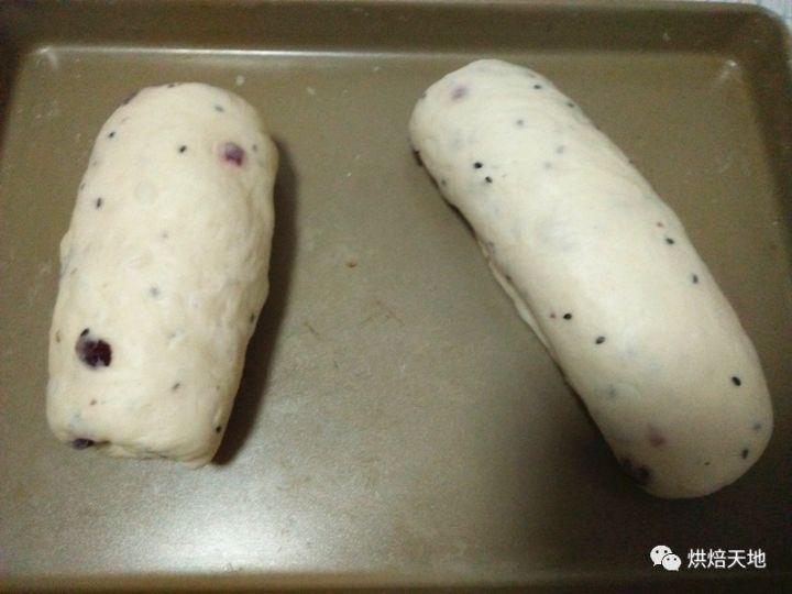 蔓越莓黑芝麻酸奶软欧   有颜值的实力派