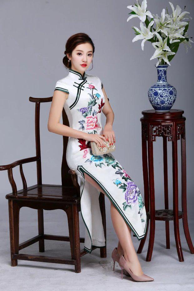 定制旗袍, 中国女人正在时尚! 3