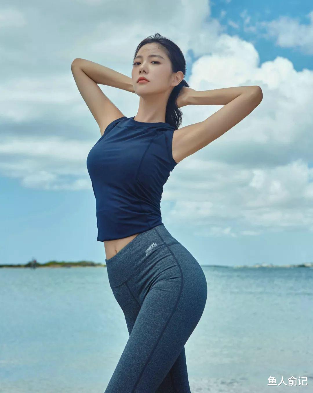 """""""亞洲第一美女""""的完美身材, 最喜歡古天樂, 年過三十身材依舊-圖2"""