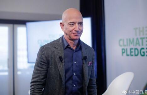 亞馬遜創始人貝索斯將於7月5日卸任CEO, 擔任執行董事長-圖1