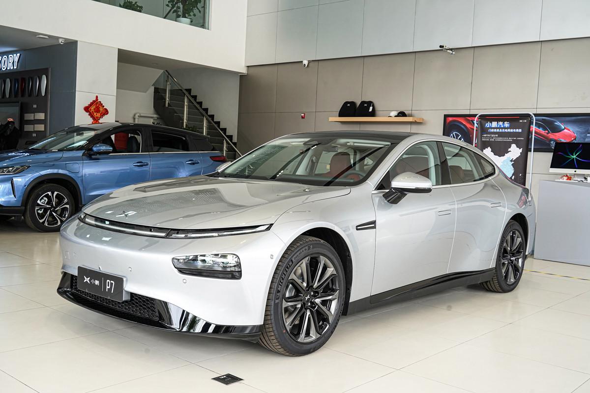 與Model 3同臺競技, 蔚來首款EE7轎車2022年上市晚嗎?-圖2