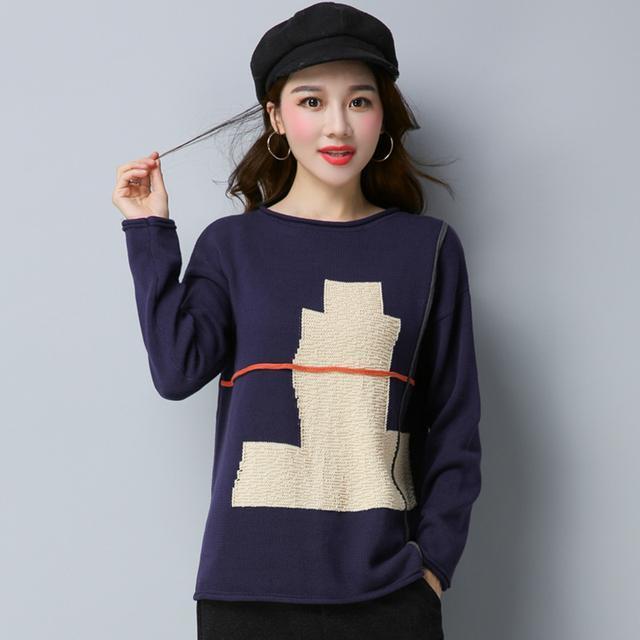 女人尽量别穿俗气的毛衣, 学学高圆圆、杨幂这样穿, 真的美翻了 16