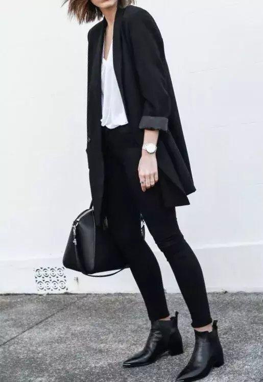 今秋最时髦的10款短靴, 保证你想跪求链接!