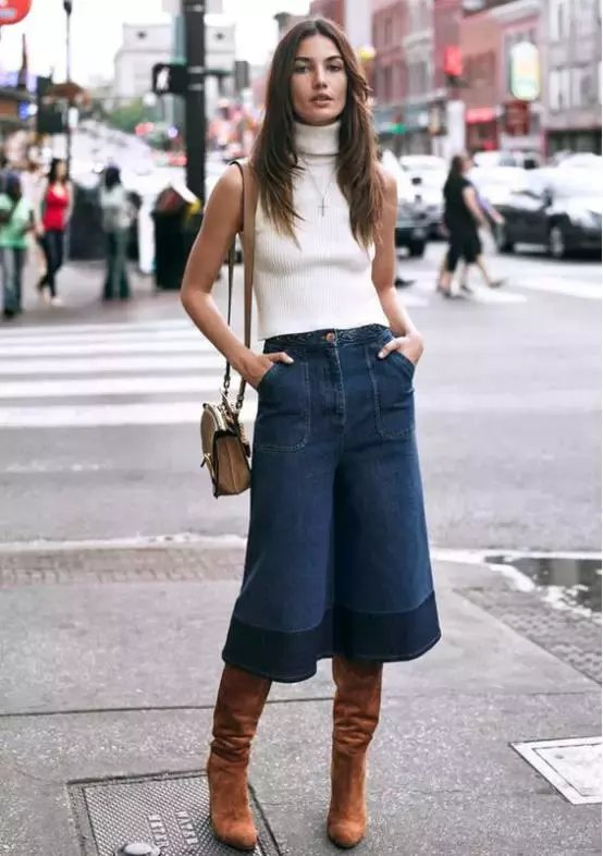 今年秋冬流行不露腿! 有这3条裤子才时髦! 25