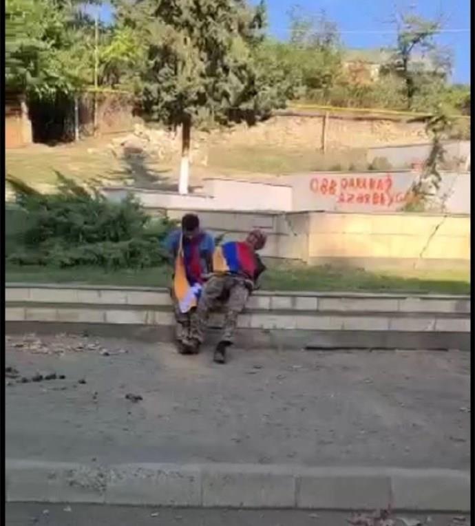 阿塞拜疆這一幕引全球公憤! 槍殺舉手投降士兵, 多國準備派兵介入-圖1