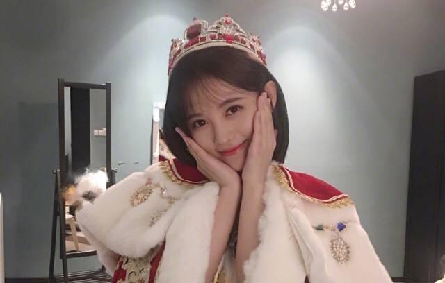 snh48成员主演的《芸汐传》定妆照曝光, 林思意离开小黑龙没有辨识度