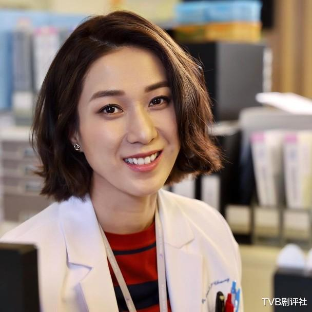 TVB力捧四小花做新劇女主角, 陳曉華僅入行兩年就擔正女一-圖2
