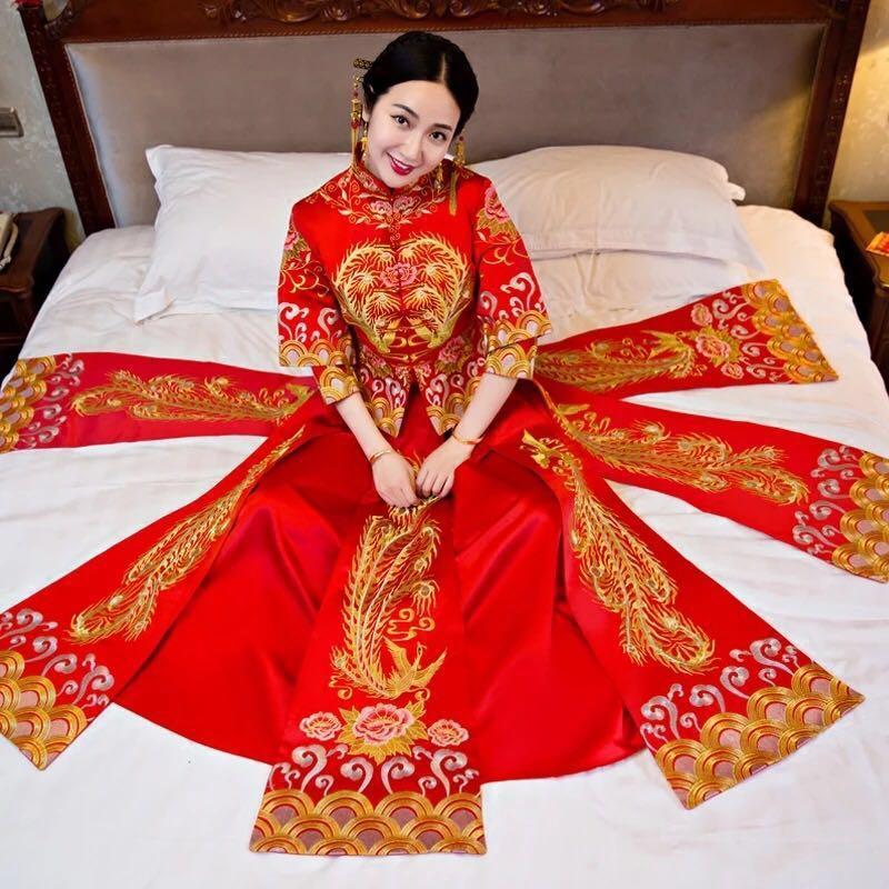 现如今最时尚的婚纱是这样的, 如果你的还没选好更应该看看这7款 3