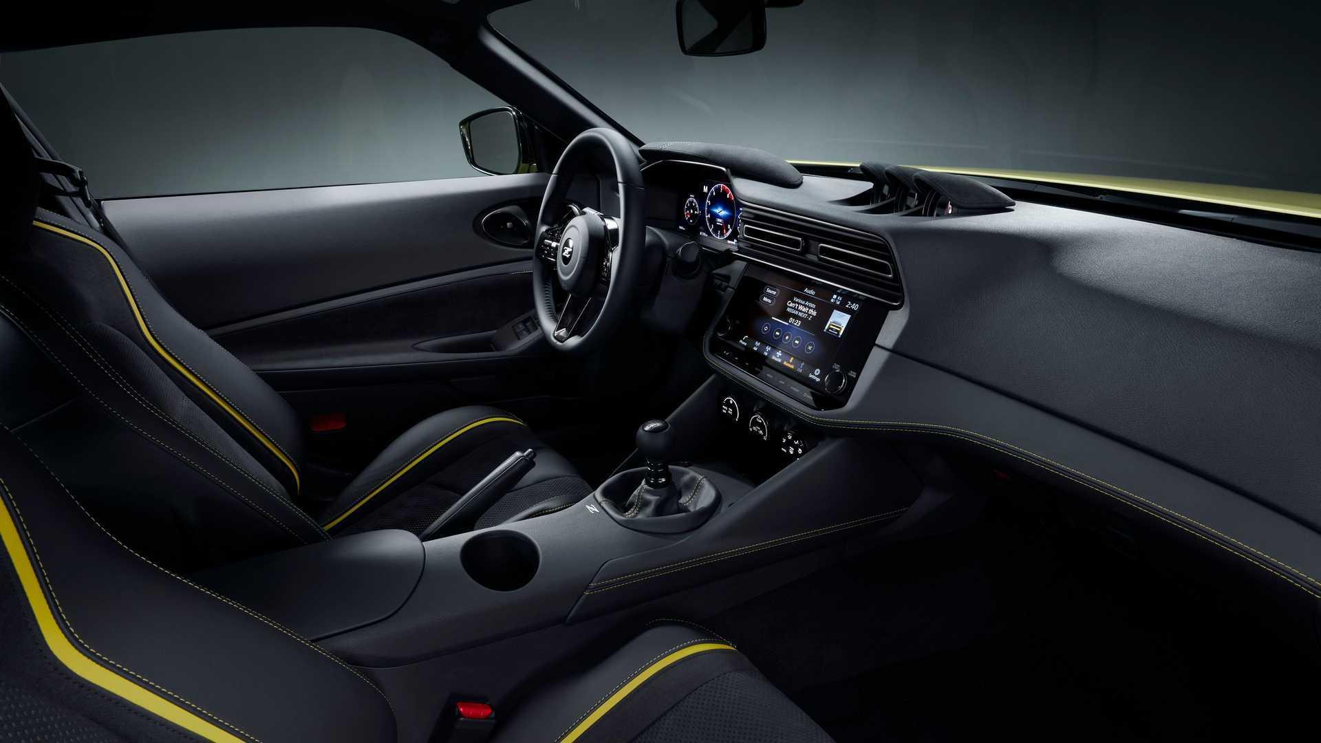 基於概念 終於粉絲!日產Z系列車型將於8月17日發佈-圖5