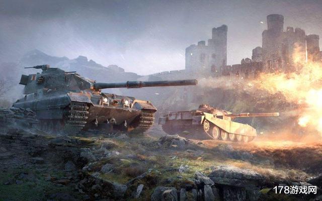 坦克世界: 國服未上架的新八金特色簡單指北-圖1