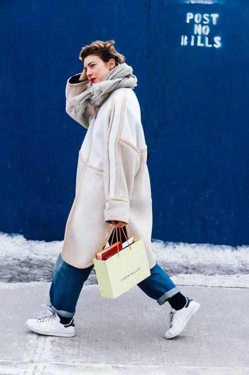 今年冬天, 大衣不加围巾=白穿了! ! !