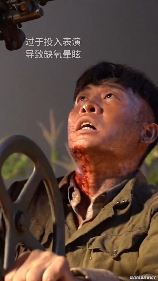 《金剛川》演員張譯拍戲吼到缺氧 全新金剛小隊海報公開-圖11
