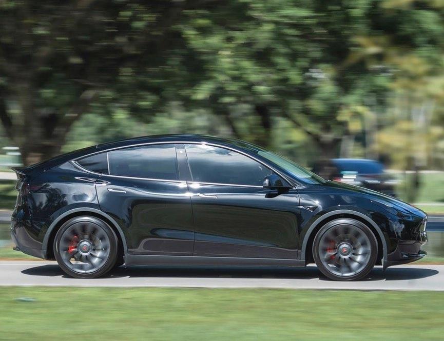 高顏值的設計 僅售33.99萬起 全新特斯拉Model Y實車-圖4