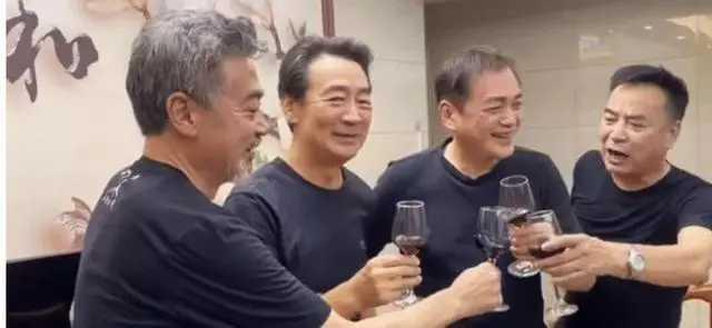 四大瓊瑤男神齊聚, 人還是那個人, 網友: 終歸是英雄遲暮瞭-圖2