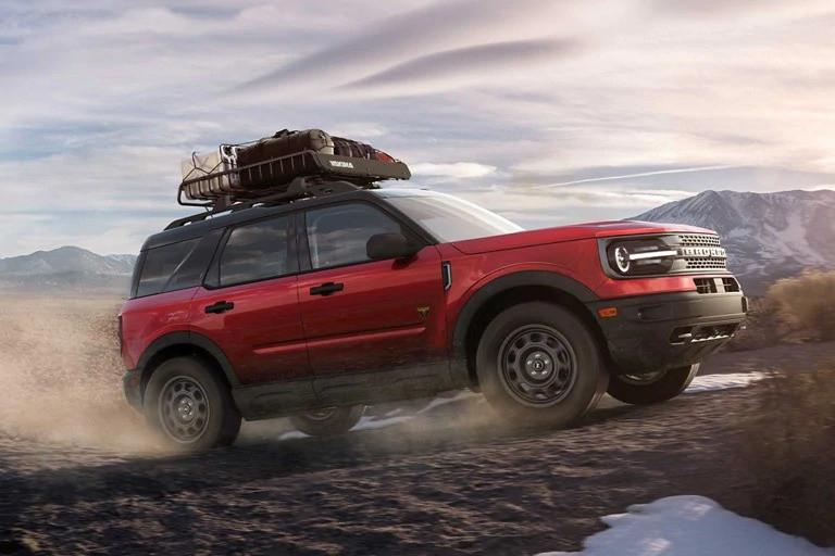 福特Bronco SUV已獲近19萬訂單-圖1