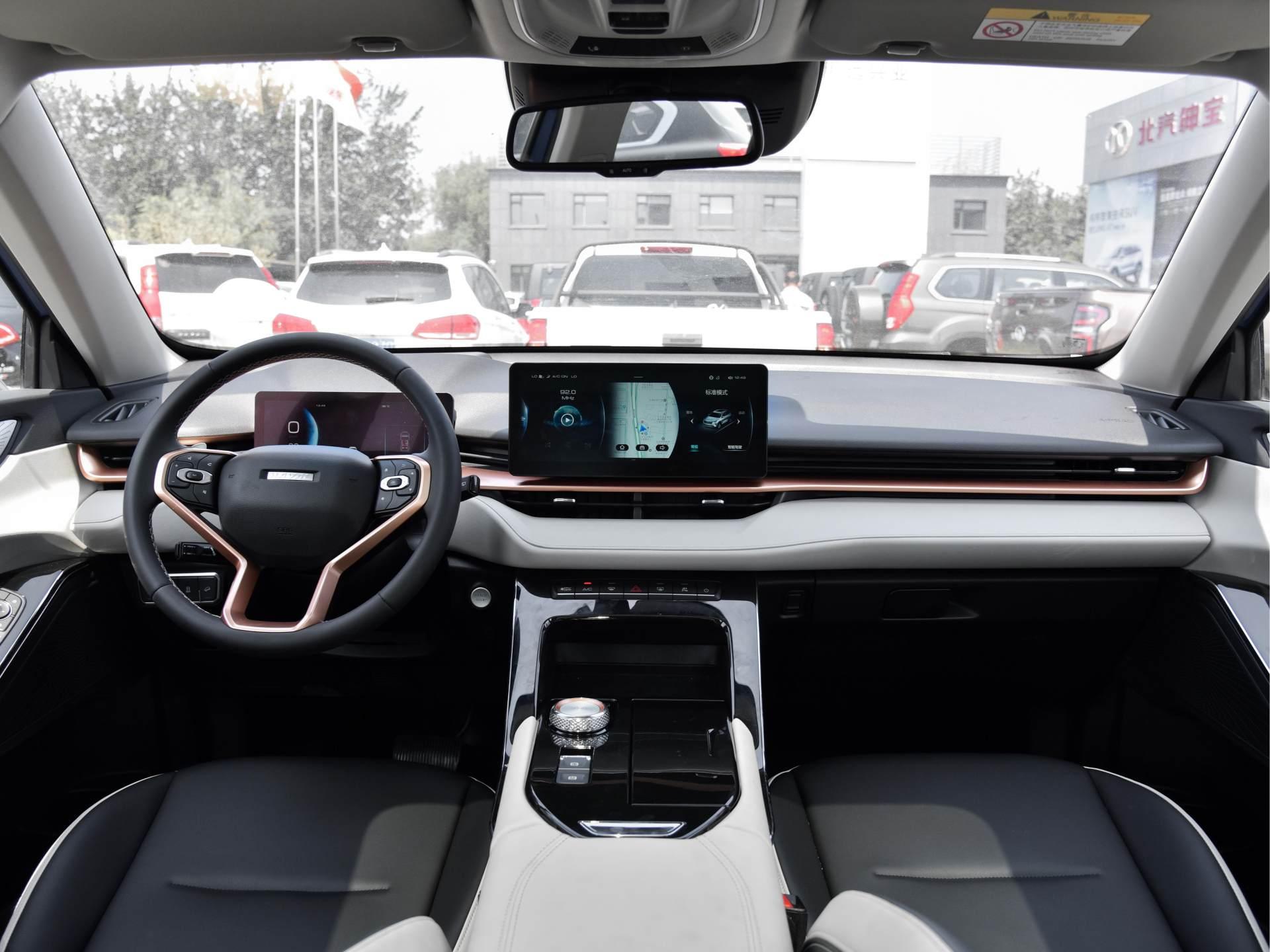 面面俱到才是實力, 13.5萬入手新款頂配哈弗H6, 價格不貴享受超CRV-圖4