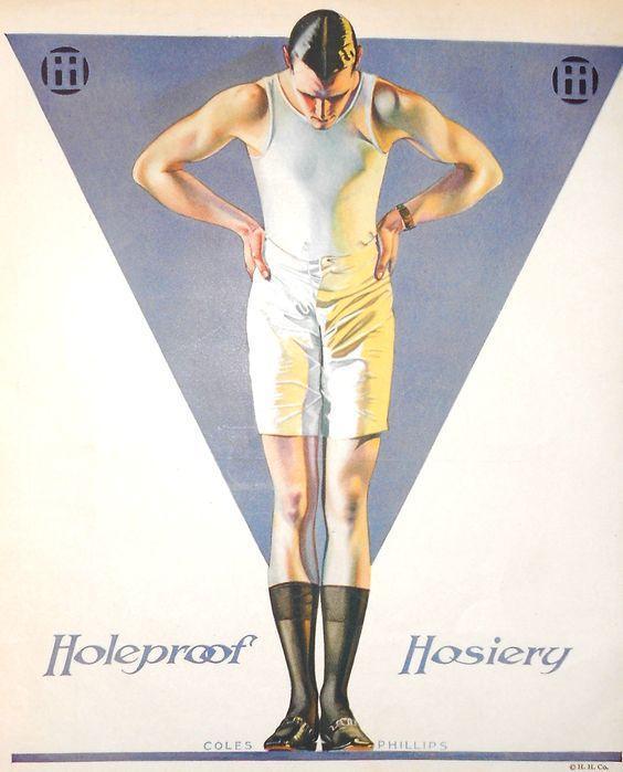 吊帶襪最早是給上流社會的男人準備的, 你會信?