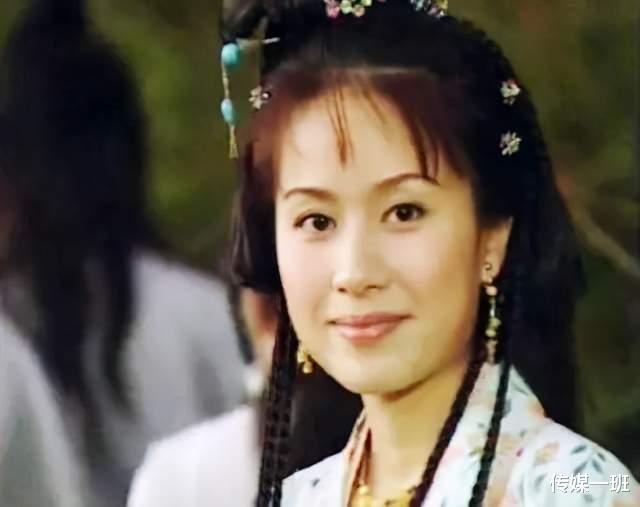 """""""小劉嘉玲""""鄺文珣, 演過陳小春版韋小寶老婆, 44歲仍膚白貌美-圖6"""