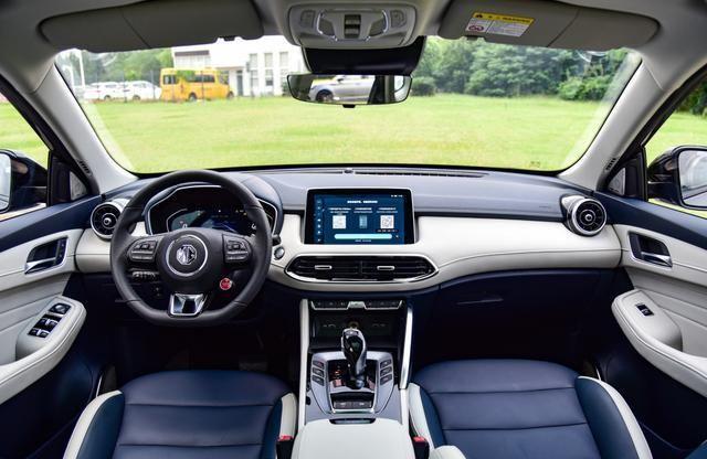 全新名爵MG領航開啟預售, 9.98萬起售, 配2.0T+四驅-圖5