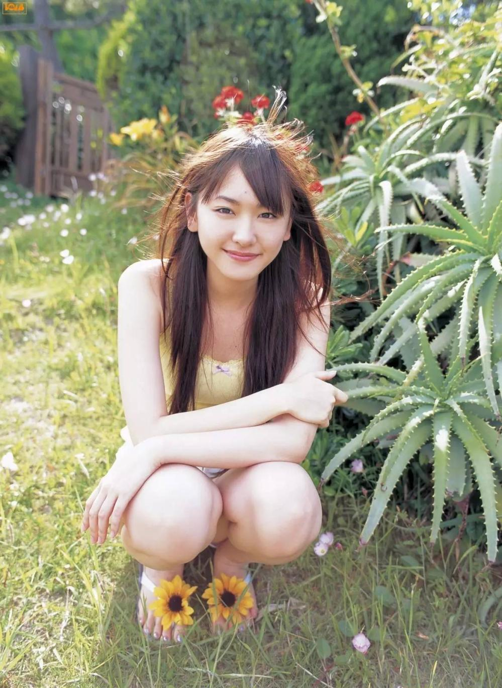 日本最受欢迎的五大女优, 第一位号称赤道以北唯她最美!