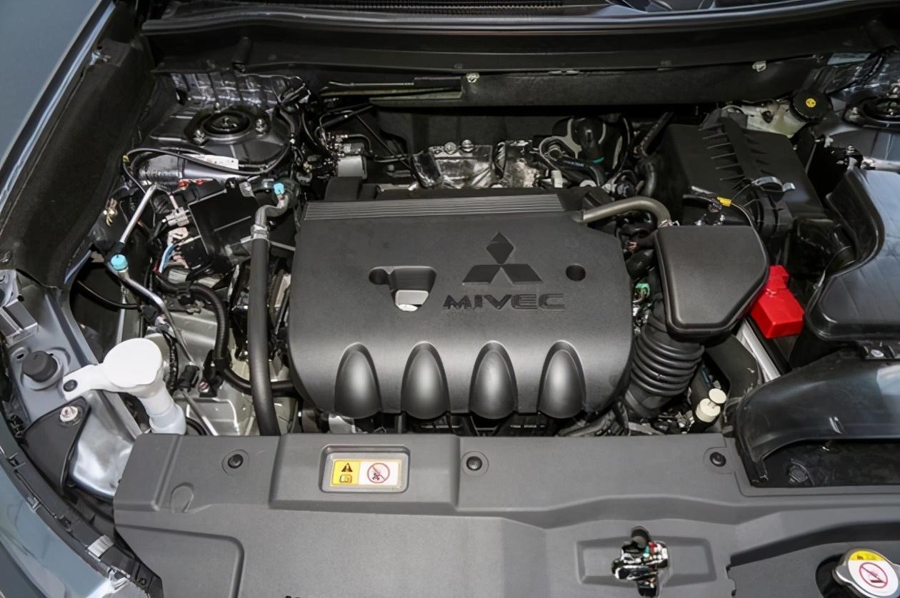 廣汽三菱歐藍德運動版上市 售價14.68-18.18萬元-圖6